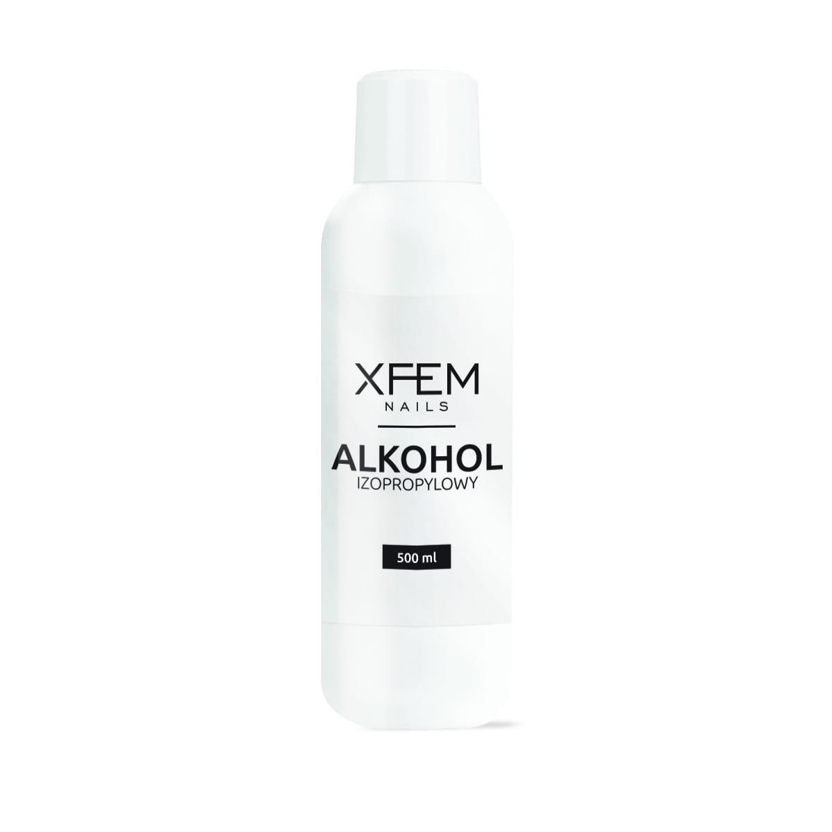 XFEM Alkohol izopropylowy 99% 500 ml
